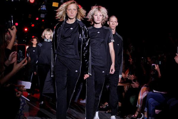 adidas Originals и Александър Уанг отпразнуваха лансирането на колаборацията им в Ню Йорк