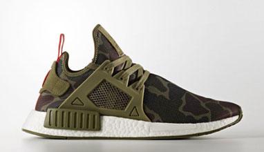adidas Originals представя камуфлажни обувки вдъхновени от ретро бегачите
