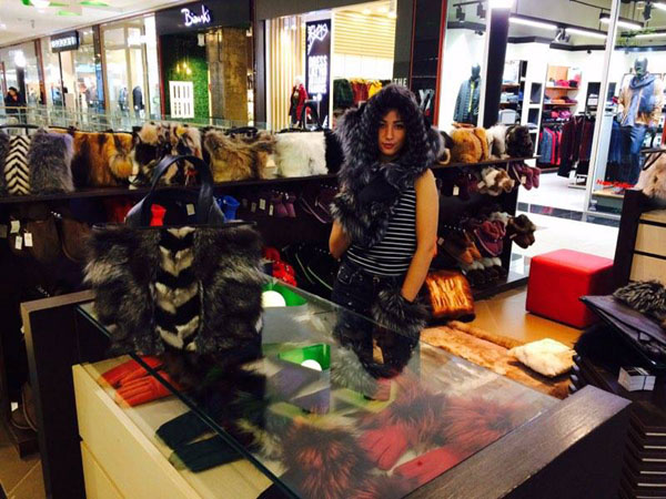 Български аксесоари от естествена кожа в мол Парадайс