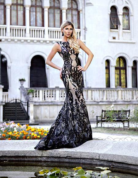 Бални и официални рокли колекция 2017