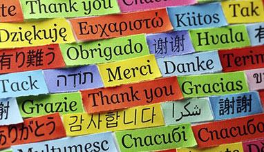 """Днес кажете """"Благодаря"""""""