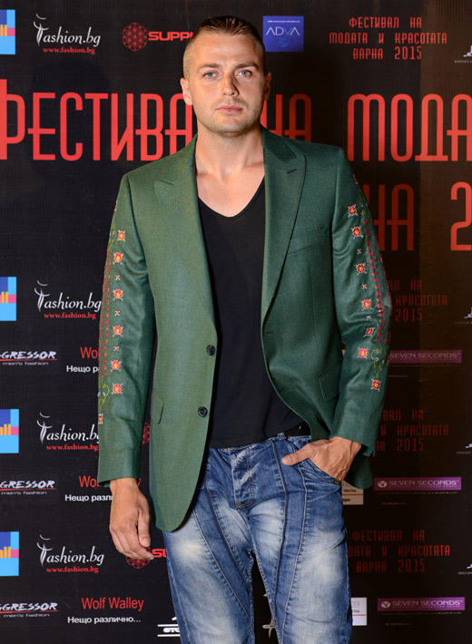 Българският фолклор в модата