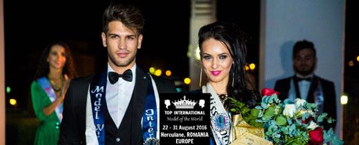 International Top Model of the World - състезание за модели