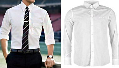 Най-подходящият подарък за мъже заСвети Валентин си остава мъжката риза