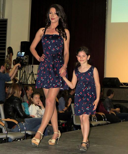 Модно шоу на онлайн магазин Twiggy Shop в Русе