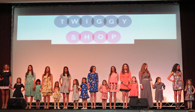 Модно шоу на онлайн магазин Twiggy Shop в Русе