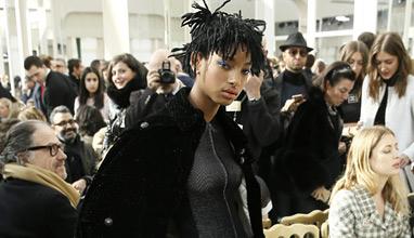 Дъщерята на Уил Смит е новото лице на козметиката на Шанел