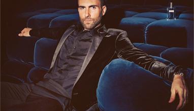 Адам Лавин рекламира новото ухание на Yves Saint Laurent