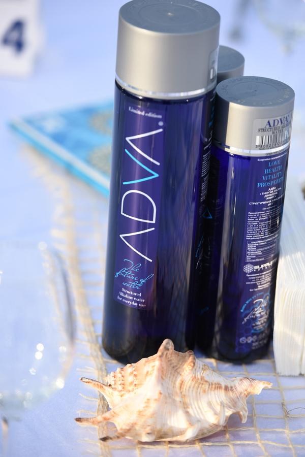 Алкална вода ADVA с pH 9