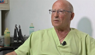 Как канген водата помага на спортистите - интервю с д-р Ангел Лозанов