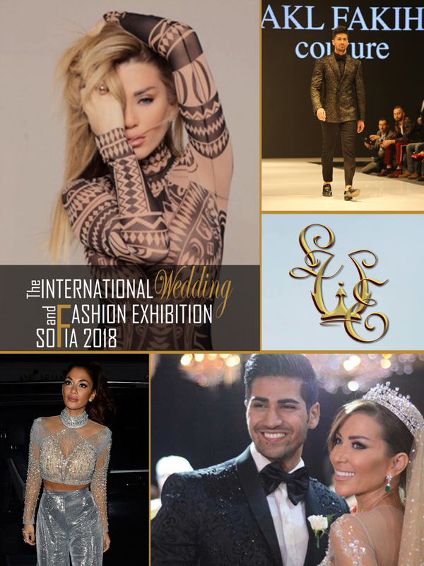 Световно известни дизайнери за първи път в България на Luxury Weddings Expo 2018 по покана на Енджи Касабие
