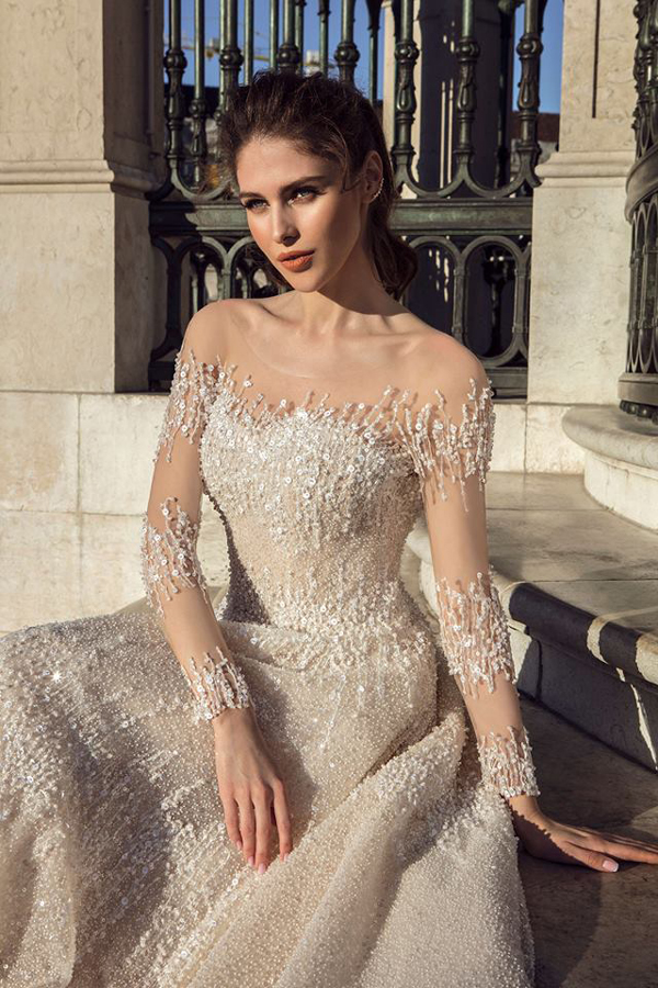 Нови Haute Couture колекции 2019 в Bridal Fashion