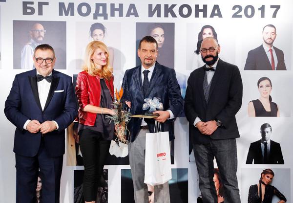 Академията за мода отличи най-стилните и успешни българи