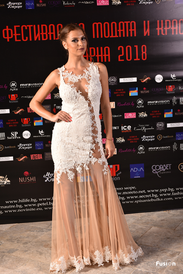 Модна Къща Бандерол на Фестивала на Модата и Красотата 2018