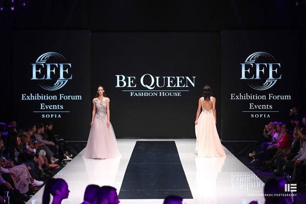 Be Queen - роклята трябва да се носи като корона