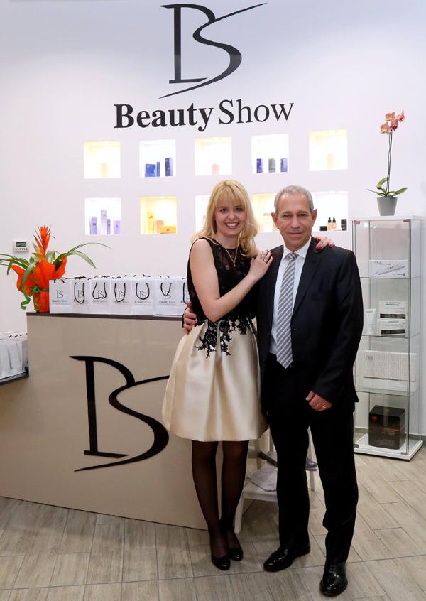 Тити  Папазов откри Beauty Show