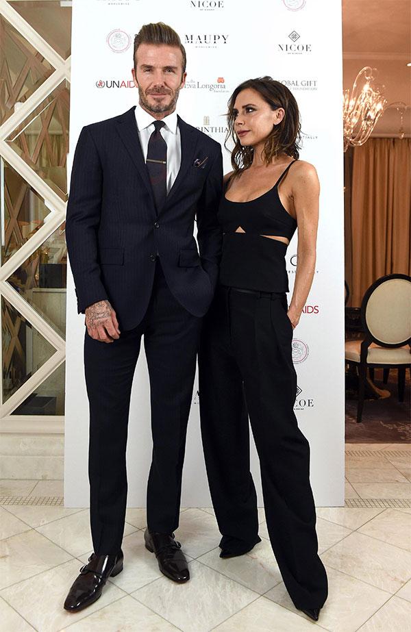 Виктория и Дейвид Бекъм са в разцвета на брака си