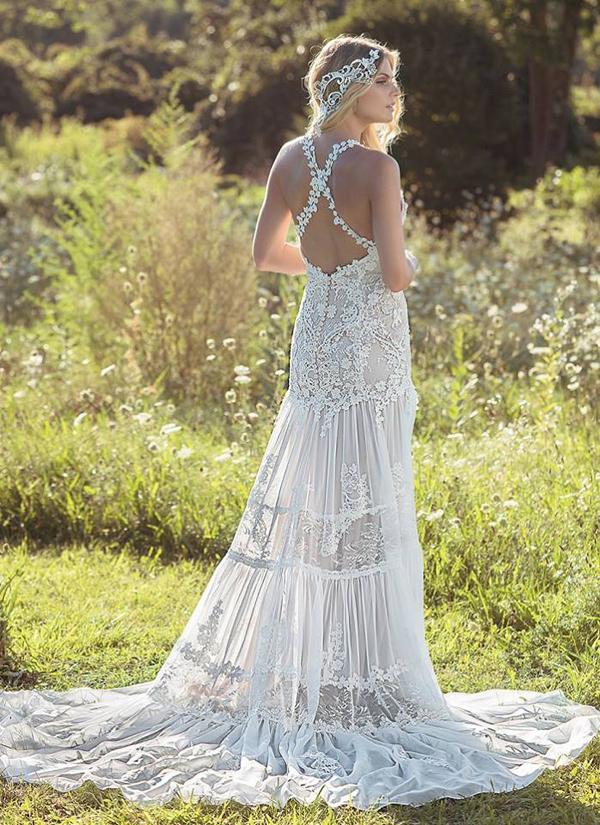 Сватбената бохо рокля - бунтарски шик, дързост и красота