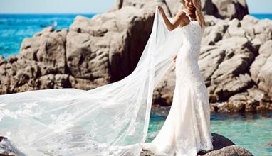 San Patrick & White One by Pronovias Fashion Group - колекция 2018, налична в Сватбен център Брилянтин