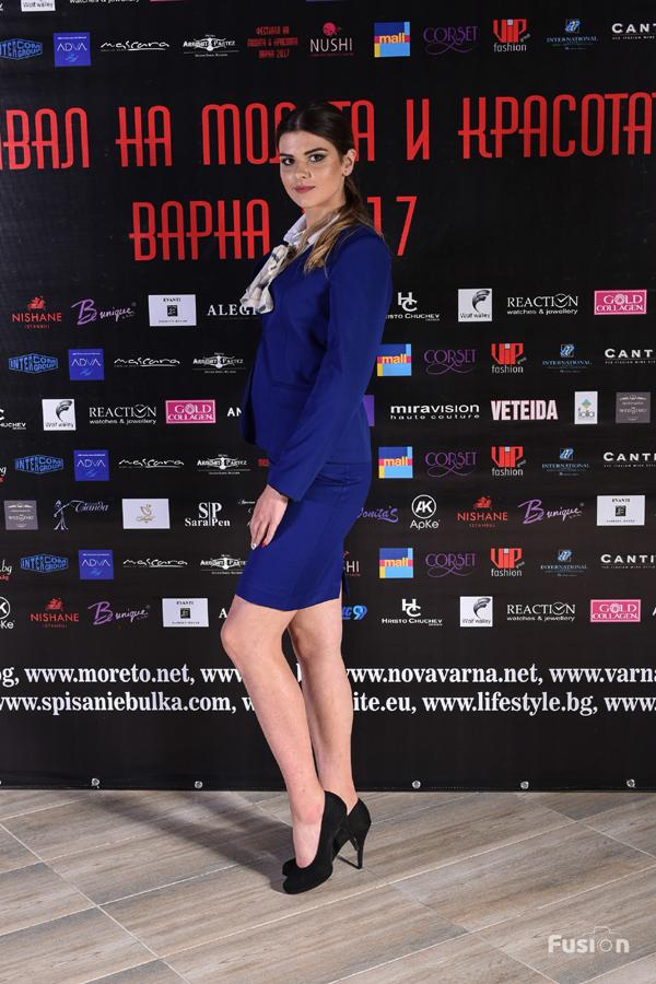 Бултекс 99 на Фестивала на Модата и Красотата Варна 2017