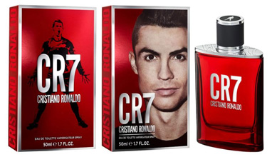 Кристиано Роналдо пусна на пазара нов парфюм