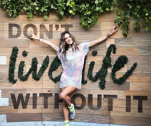 Знаменитостите на Coachella 2018