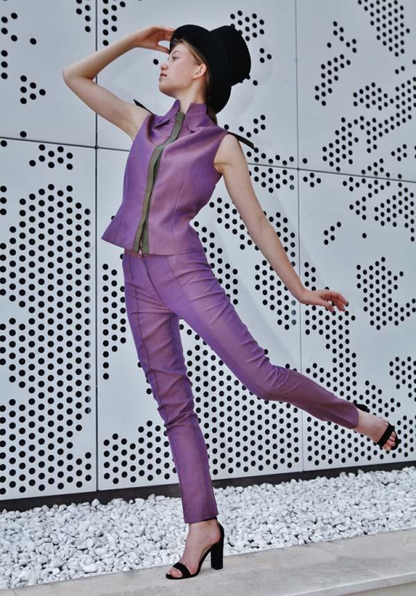 Младата дизайнерка Диляна Матеева с премиерна колекция - FASHION MELODY