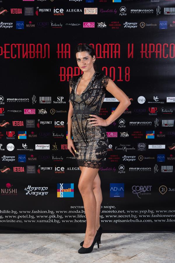 DAIA представиха последната си колекция по време на Фестивала на Модата и Красотата 2018