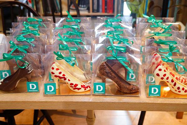 Deichmann представи официално колекцията си есен – зима 2018 в 7 нюанса шоколад