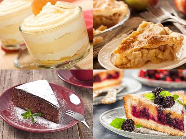 История на десертите