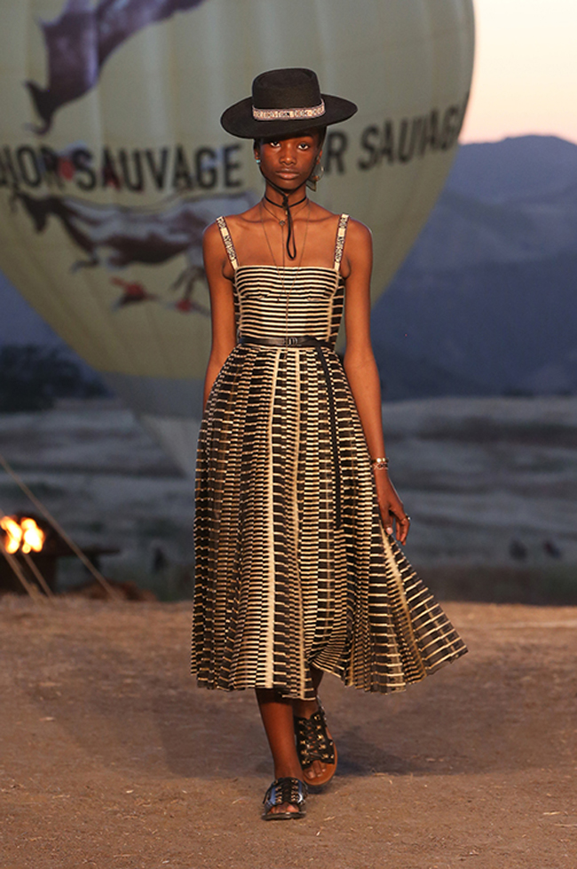 Dior представиха колекция Cruise 2018 в Лос Анджелис
