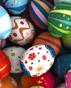 Интересни техники за боядисване на яйца
