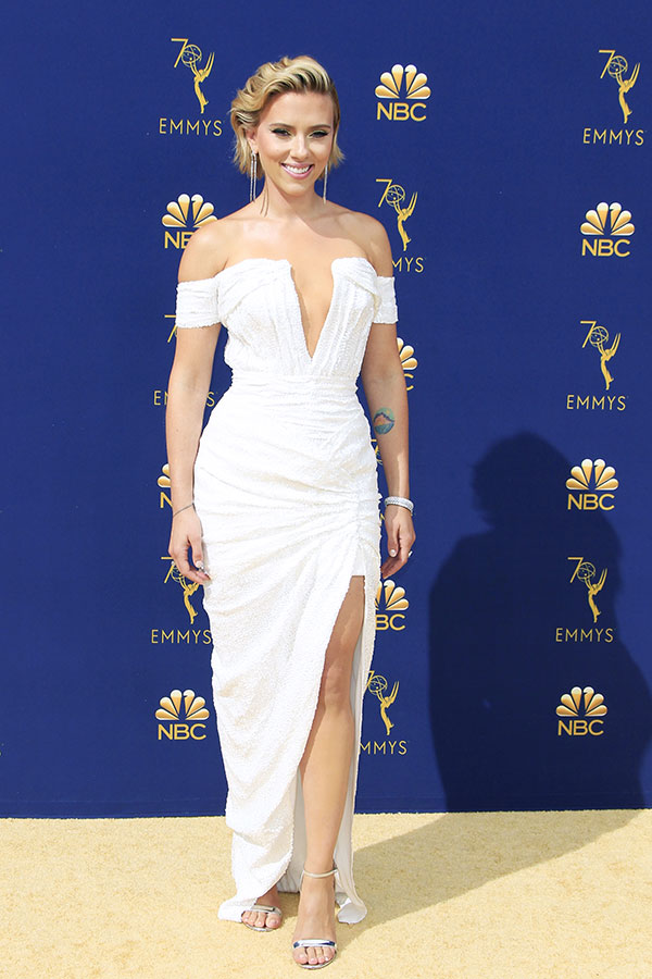 Кой какво облече на наградите Emmy 2018