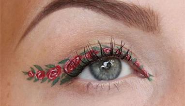 За почитателите на очната линия: почерпете вдъхновение за парти визия и изпробвайте таланта си