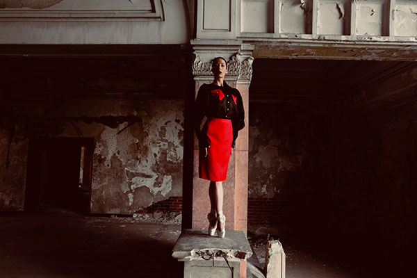 Колекция на Диляна Матеева впечатли фотограф на