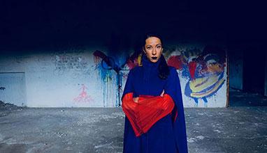 Колекция на Диляна Матеева впечатли фотограф на ВОГ