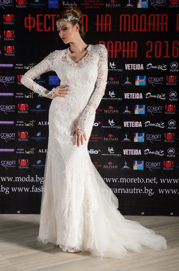 Трескава подготовка за Фестивал на модата и красотата Варна 2017