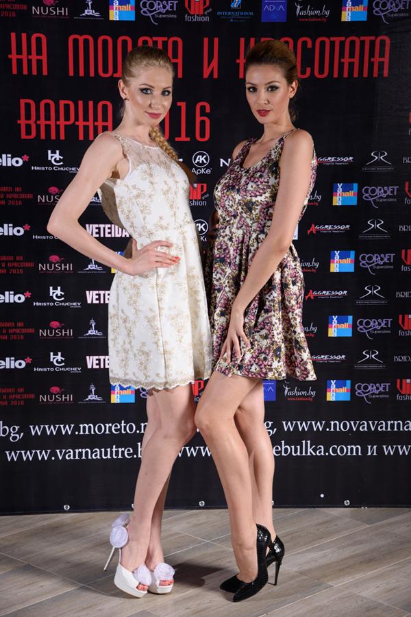 Фестивал на модата и красотата Варна 2017