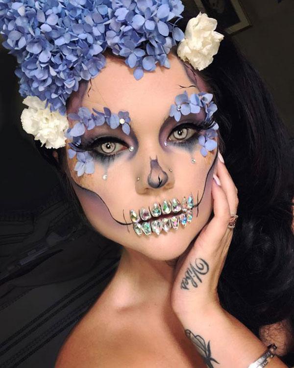 Идеи за грим по случай Хелоуин