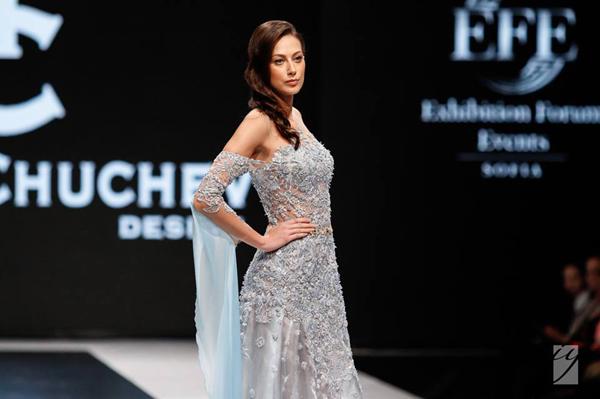 Христо Чучев с нова колекция, достойна за арабска принцеса