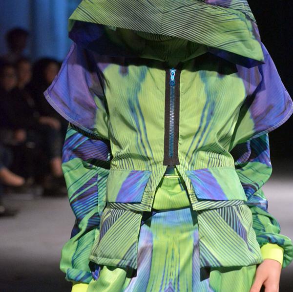 Първият международен конкурс за модни дизайнери