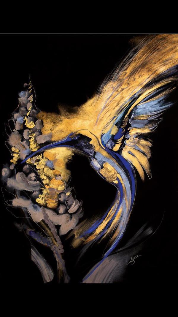 Мая Цанкова показва експресивна и чувствена живопис