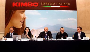 """Кафе """"Кимбо"""" направи официална премиера в България"""