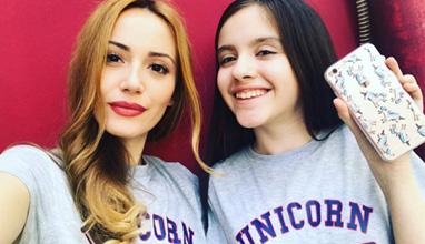 Марина Кискинова с нов кавър в дует с Лидия Ганева