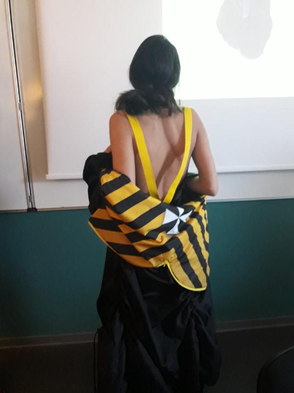 Майсторски клас по мода в НБУ