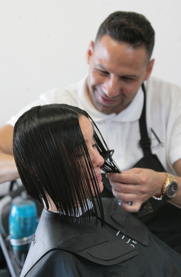 Тенденции при косите за Есен 2017