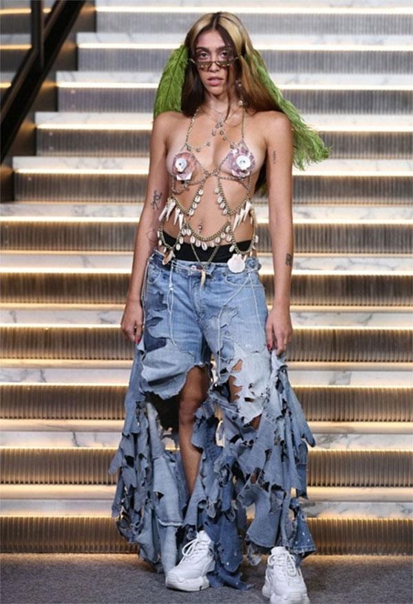 Дъщерята на Мадона с дебют на модния подиум