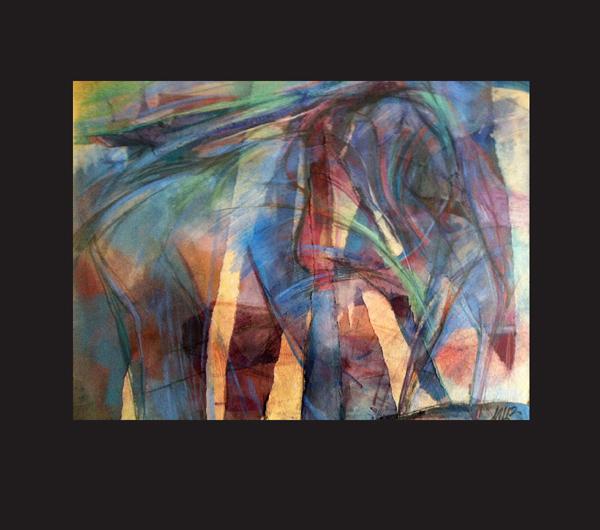 Мая Цанкова с ретроспективна изложба живопис