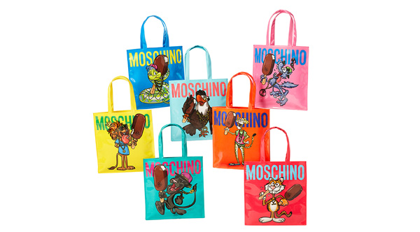 Moschino и сладоледите Magnum с общ проект