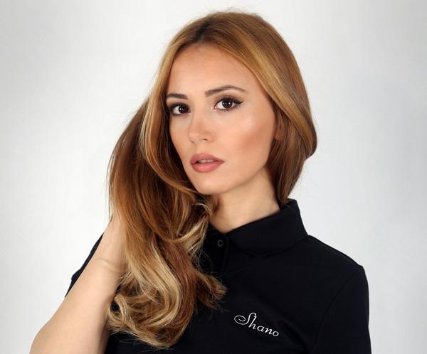 Марина Кискинова открива Haute Couture вечерта на Sofia Fashion Week SS 2017